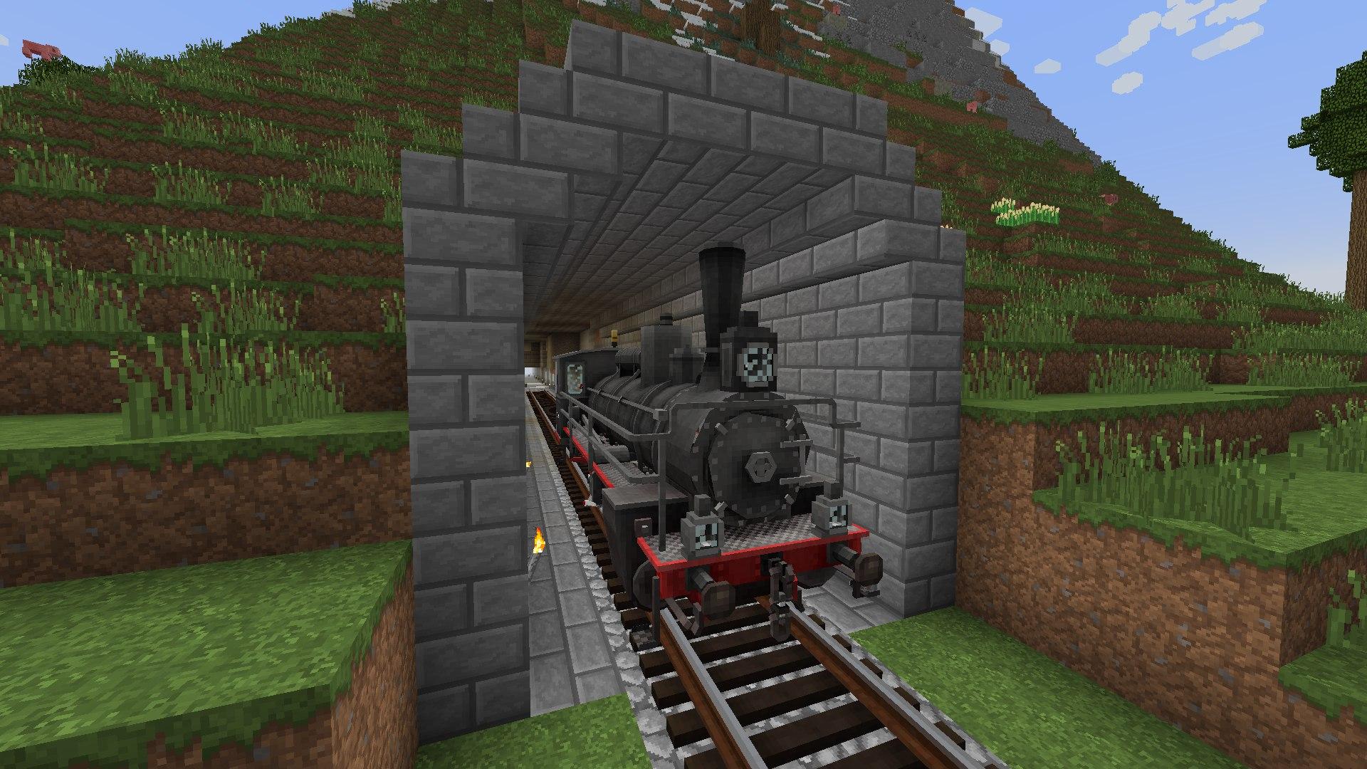 Train World - Modpacks - Minecraft - CurseForge