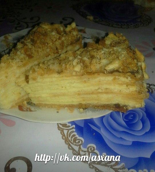 Напалеон торты