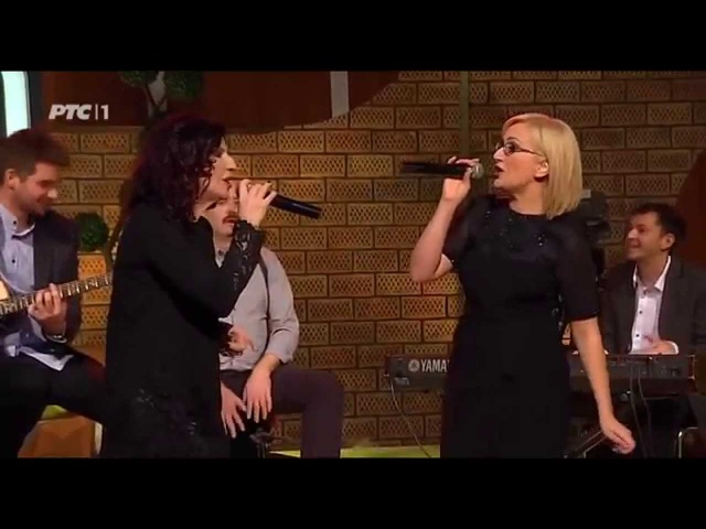 Jasna Gospic i Leontina Vukomanovic - Dodji u pet do pet
