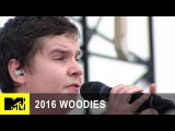 Lukas Graham Performs 7 Years at MTV Woodies/10 for 16 Festival | 2016 Woodies | MTV
