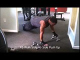 8 Advanced Push Up Bar Exercises - Secret to the Perfect Chest Revealed!!!