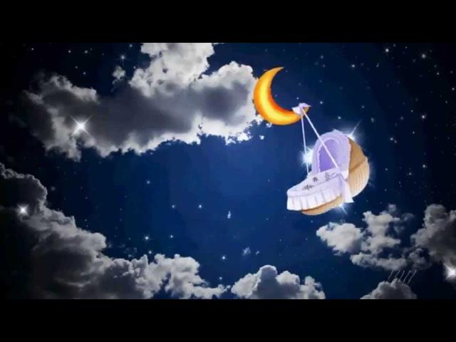 Колыбельные песни из мультфильмов для малышей и родителей