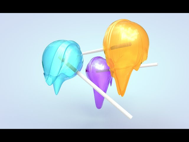 Cinema 4D Tutorial - How to Melt Objects Using the Jiggle Deformer in Cinema 4D