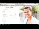 Как зайти на сайт Орифлейм обновлённый сайт новый сайт