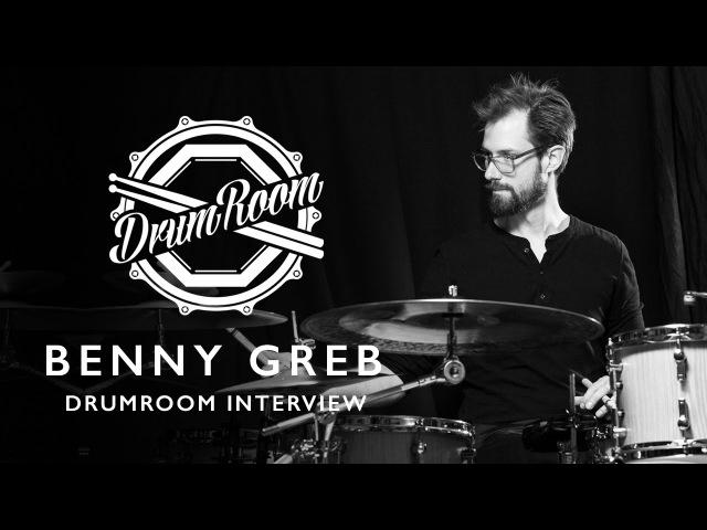 Benny Greb DrumRoom Interview