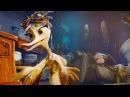 Крякнутые каникулы 3D трейлер [Рус]