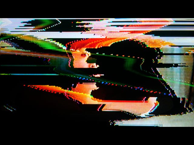 Analog Glitch Video in 4k Downscaled to 1080p ft BPMC Premium Cable