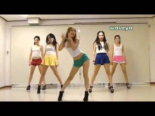 Заразный корейский танец (Рsy - Gangnam Style)