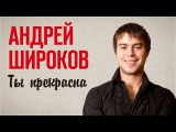 Андрей Широков - Ты прекрасна (Official Audio 2016)