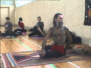 Кундалини Йога | Кишинёв 2005 (07) | Рейнхард Гамментхаллер