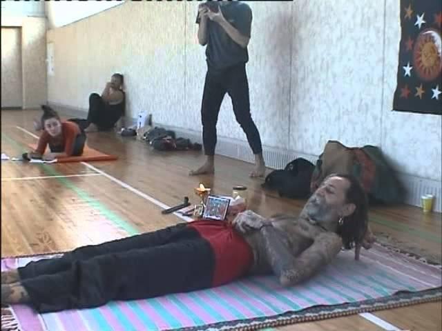 Кундалини Йога Кишинёв 2005 14 Рейнхард Гамментхаллер