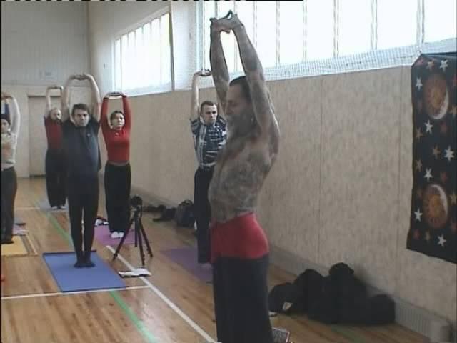 Кундалини Йога Кишинёв 2005 05 Рейнхард Гамментхаллер