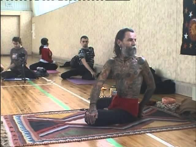 Кундалини Йога Кишинёв 2005 07 Рейнхард Гамментхаллер