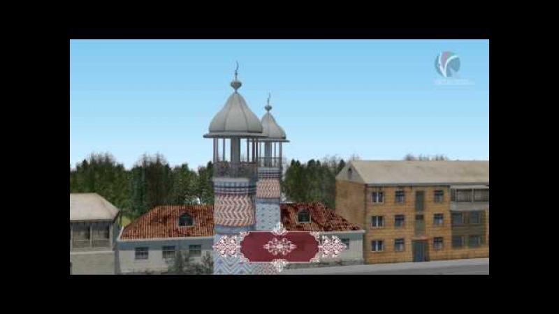Aghdam - virtual visit / Ağdam - virtual səyahət