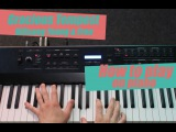 How to play Gracious Tempest - Hillsong Young & Free from Jesus Karabanov (cover) - piano