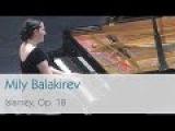 Mily Balakirev - Islamey, Op. 18 - Nino Bakradze