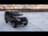 2016 УАЗ Patriot / УАЗ Патриот (Обзор Авто) | AutoReview