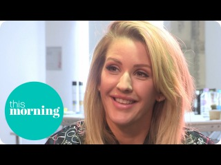 Ellie Goulding Describes Her Style And Fashion Inspiration | This Morning