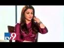 Aishwarya Rai Bachchan says aaradhya LOVES Tung Lak Song of Sarbjit Movie-TV9 _part2