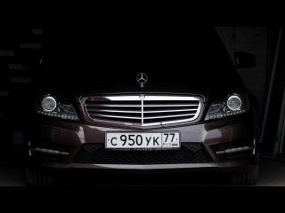 Mercedes-Benz C180 by Knyazev Alexey