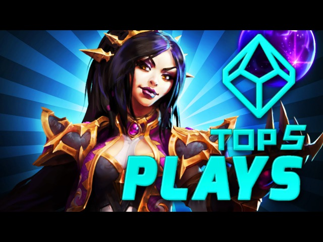 LI-MING COOLDOWNS!? | Top 5 Plays in Heroes of the Storm | Ep. 45 w/Hengest | HotS Top 5 Plays