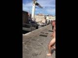 13 июня 2016 г. Наглосаксы в Марселе вздохнули с облегчением Ура! Русские уехали! Гуляем, гомики!!