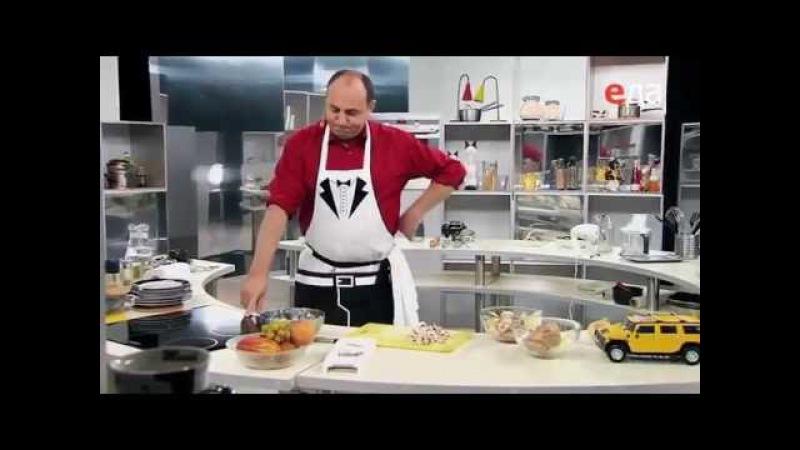 Как правильно жарить картошку инструкция мастер класс от шеф повара Илья Лазе смотреть онлайн без регистрации