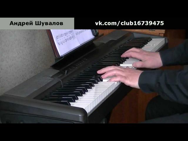 Владимир Вавилов - Канцона для лютни
