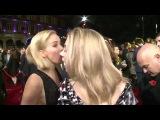 Jennifer Lawrence and Natalie Dormer