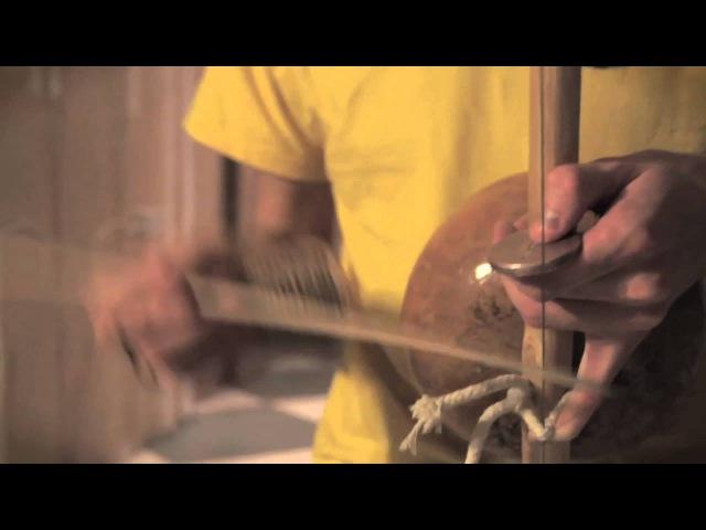 Capoeira Angola Sao Petersburgo, Russia - Berimbau Solo: Daniel