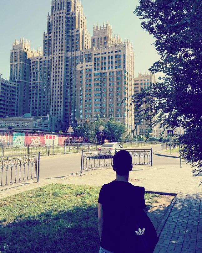 Руслан Сатин | Караганда