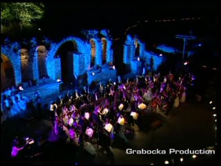 Inva Mula (Tchako). Koncert Live