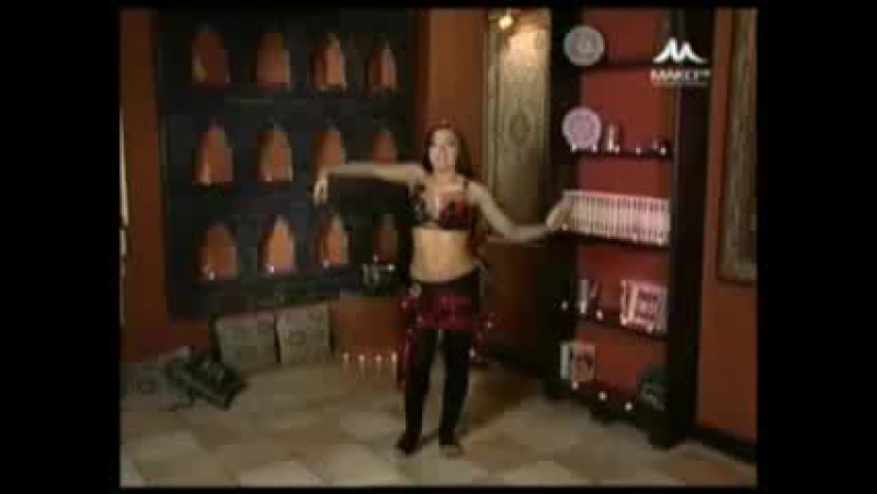 Алла Кушнир уроки танца живота 5 uroki 360p