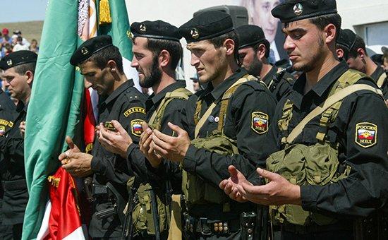 МВД Чечни опровергло информацию об учете молитв сотрудников и их семей