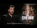 Интервью Криса для «FOX 5 DC» (Rus Sub)