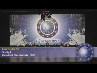 TEO2015 - Starlight - Senior Freestyle Pom