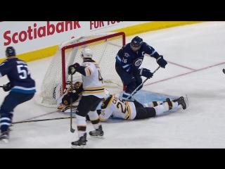 NHL -2016-17- highlights - ( San Jose - Rangers , Colorado - Pittsburgh , Detroit - Ottawa , Boston - Winnipeg )