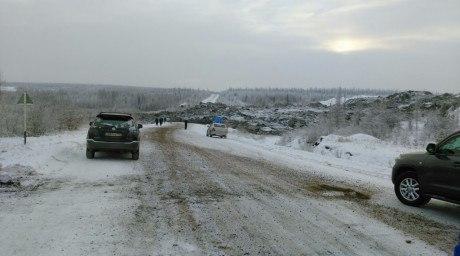 Получены данные анализов грязевых масс, перекрывших трассу в Мирнинском районе