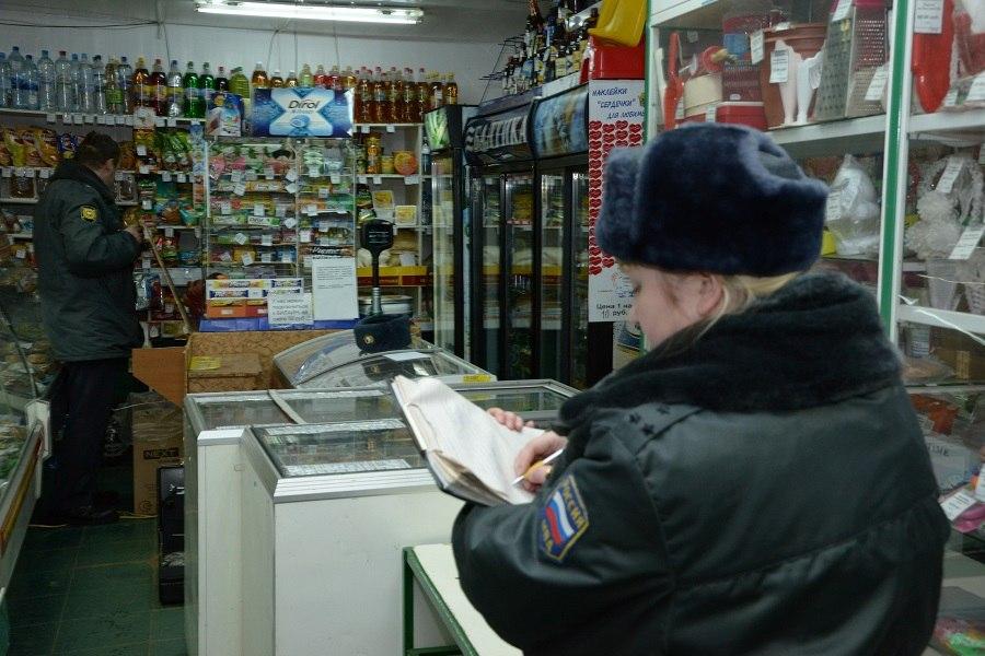За дежурные сутки в Якутии выявлено два факта нарушения антиалкогольного закона