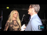 Britney Spears Reveals Inspiration for New Fragrance - E! Live from the Red Carpet