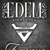 """Night club """"EDEM"""" (18+)"""
