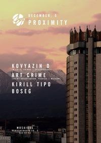 05.12 PROXIMITY: KOVYAZIN D, ART CRIME. MOSAIQUE
