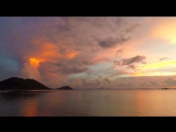 Остров Самуи и окрестности с высоты птичьего полета.. прекрасное , талантливое видео!