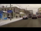 Полицейские сбили женщину в центре Красноярска