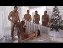 Новогоднее порно. фантазии девочки сбылись и ее выебала толпа негров Oral/Anal Sex, Muscles, Uncut Cocks, Safe Sex, Rimming, Thr