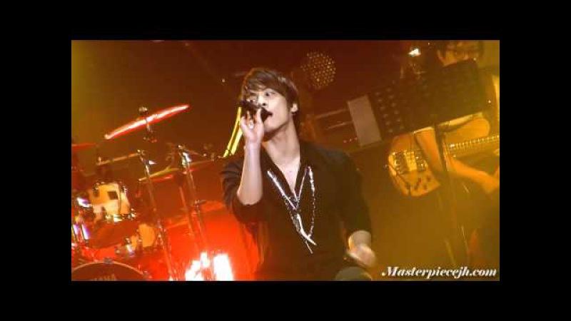 [full fancam] 110523 SHINee Jonghyun - One Million Roses @ Iммσrtal S0пg 2 rehersal