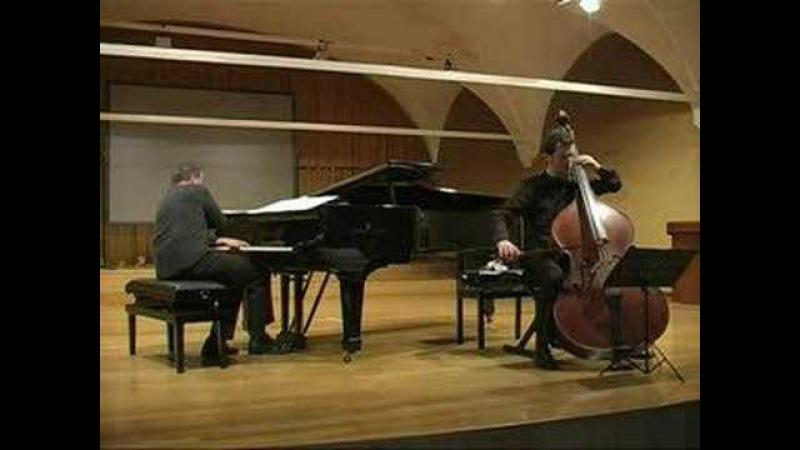 Shostakovich Sonate op.40 III largo D. Roccato, M. Tezza