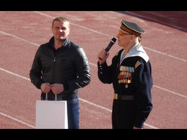 Борис Мишатин: Поздравления болельщиков с ДНЕМ ПОБЕДЫ!