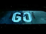 On-Ice Projection Maple Leafs Home Opener - October 7, 2015