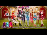 Клип на песню Хэй Принцесса Зажигай | Эвер Афтер Хай Игра Драконов